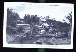 FORT DE FRANCE RHUMERIE 1900 - Fort De France
