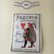 6299 - Joli Coeur 1985 Lavaux Suisse - Cuori