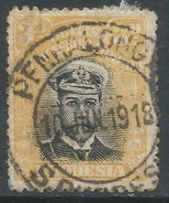 British South Africa Company (Rhodesia). 1913-22 KGV. 3d Die III Used. SG 259 - Southern Rhodesia (...-1964)