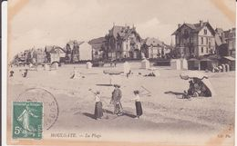 CPA -   HOULGATE - La Plage - Houlgate