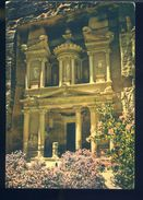 RA555 EL KHAZNEH - TREASURY, PETRA ,JORDAN - Giordania