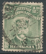 British South Africa Company (Rhodesia). 1913-22 KGV. ½d Used. SG 188 - Southern Rhodesia (...-1964)