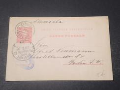 PORTUGAL - Entier Postal De Funchal Pour Berlin En 1902 - L 11013 - Funchal