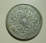 Japan 100 Yen Silver - Japón