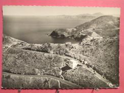 66 - Cerbère - La Frontière Franco Espagnole Vers Port Bou - Scans Recto-verso - Cerbere