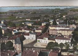 SAINT  MACAIRE PLACE DE L HORLOGE  FORMAT CPA - France