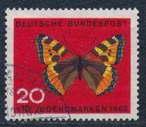 RFA- Pour La Jeunesse -Papillon YT 250 Obl./ Bund- Jugend- Schmetterling  Mi.Nr. 378 Gest. - [7] République Fédérale