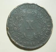 Portugal X Reis 1846 D. Maria II - Portugal