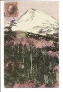 Mount Hood - Oregon -old Postcard - Etats-Unis