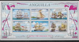 Hoja Bloque De Anguilla Nº Yvert HB-13 Nuevo - Anguilla (1968-...)