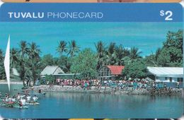 Telefonkarte Aus Tuvalu - Tuvalu