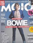 DAVID BOWIE COVER MOJO 11/17    THE SMITHS LIAM GALLAGHER ENGLAND - Novelas