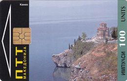 Telefonkarte Aus Mazedonien - Macedonia