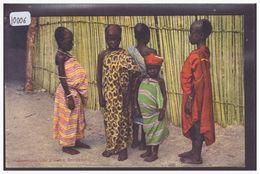 !!!NO PAYPAL!!! - GOLD COAST - HAARSCHUREN VON KINDERN - CARTE NON CIRCULEE - TB - Ghana - Gold Coast