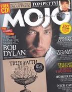 BOB DYLAN COVER MOJO  FREE CD DEC/17   JOHNNY THUNDERS TOM PETTY NICK CAVE HUSKER DU ENGLAND - Novels