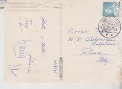 Storia Postale Francobollo Commemorativo Gronland Girls Nive Stamp - Groenlandia