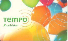 CARTE+-PREPAYEE-MOBISTAR-GSM--1000BEF-TEMPO--12/2000-TBE - Belgique