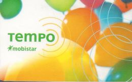 CARTE-+PREPAYEE-MOBISTAR-GSM--Pt 1000BEF-TEMPO--12/2000-TBE - [2] Prepaid & Refill Cards