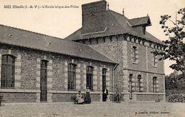 IFFENDIC - L'école Laïque Des Filles - Autres Communes