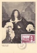Carte-Maximum FRANCE N° Yvert 1623 (Louis LE VAU) Obl Sp Château De Versailles (Ed MF) RR - 1970-79