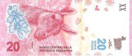 Argentina - Pick New - 20 Pesos 2017 - Unc - Argentina