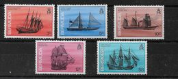 Serie De Bermuda Nº Yvert 471/75 Nuevo - Bermudas