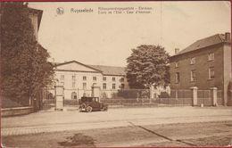 Ruiselede Ruysselede Rijksopvoedingsgesticht Erekoer Eerekoer Ecole De L'Etat ZELDZAAM Oldtimer (kreukje) - Ruiselede