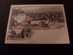 Gruss - Allstätten  - 2012 - Stamped Stationery
