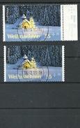 ALEMANIA 2012 - MI 2961 - 2966 - Oblitérés