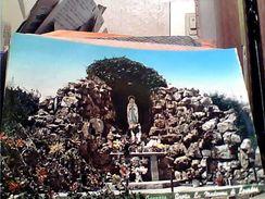 GONNESA(CARBONIA-IGLESIAS)-GROTTA LA MADONNA DI LOURDES VB1969 GM20216 - Iglesias