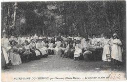 NOTRE-DAME-du-CHESNOIS --(par Chancenay ) Le Déjeuner En Plein Air - Otros Municipios
