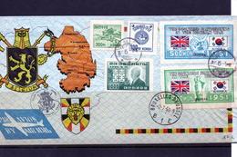 Corée : Lettre : Poste Aérienne. - Korea (...-1945)