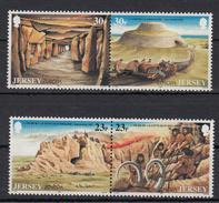 Jersey 1994, Set 4, Europa  - Unmounted Mint NHM - Jersey