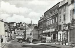 284a  MOYEUVRE GRANDE  (57) LA RUE DE LA MARNE - CPSM  Ayant Circulé En 1954 - France