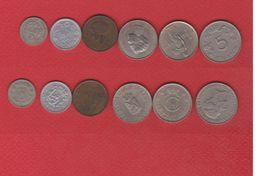 Slovénie / Lot De 3 Monnaies - Slovenia