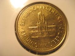25 Centavos 2010 ARGENTINA Coin - Argentina