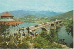 (ZAZ8) TAIWAN. PISHA BRIDGE ... UNUSED - Taiwan