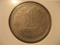 1 Peso 1958 ARGENTINA Coin - Argentina