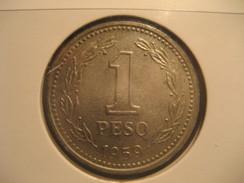 1 Peso 1959 ARGENTINA Coin - Argentina