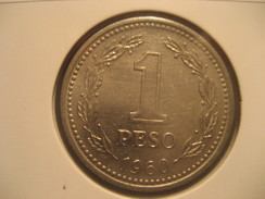 1 Peso 1960 ARGENTINA Coin - Argentina