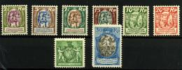 1773-Liechtenstein Nº 63/70 - Neufs