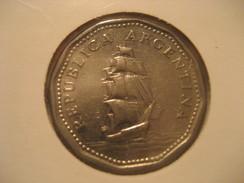 5 Pesos 1963 ARGENTINA Coin - Argentine