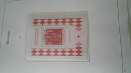 Album Monaco Neuf Oblitere Grosse Cote - Stamps