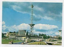 GERMANY - AK 311142 Berlin - Funkturm Und Ausstellungshallen - Altri