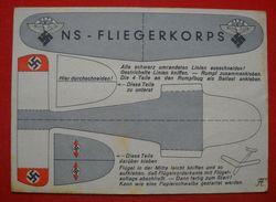 """AK """"Fliegerkorps NSFK"""", Ungebraucht - Deutschland"""