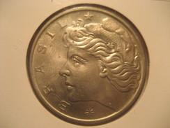 1 Cruzeiro 1975 BRASIL Brazil Good Condition Coin - Brazil