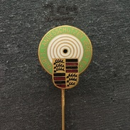 Badge (Pin) ZN006164 - Shooting Weapons Germany Württemberg Landesschützenverein - Badges