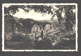 Comblain-au-Pont - Les Rochers De Vignoble Et La Vallée De L'Ourthe, Vus Du Parc Communal St-Martin - Comblain-au-Pont