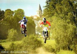 87 - CUSSAC - Moto-cross De Piègut - Moto - France
