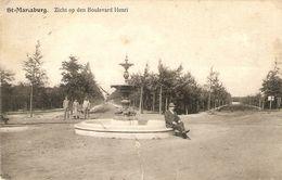 St. Mariaburg ( Brasschaat ) : Zicht Op Den Boulevard Henri - Brasschaat